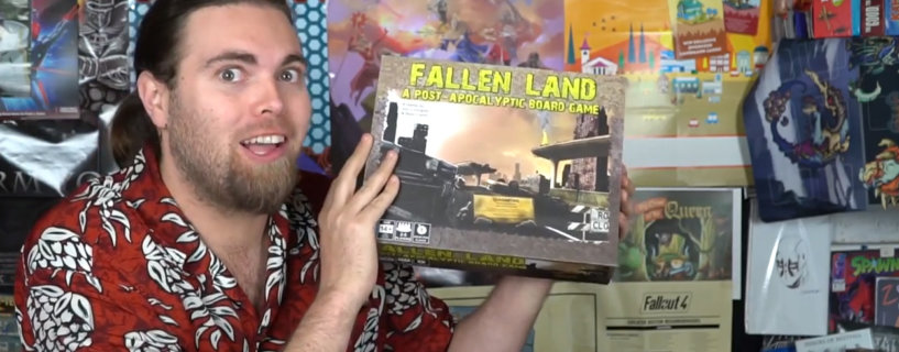 Unfiltered Gamer Reviews Fallen Land